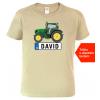 Tričko se jménem - Traktor SPZ