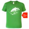 Tětske tričko se jménem Irish