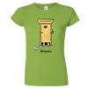 Tričko pro chataře - Kadibudka