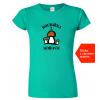 Dámské houbařské tričko 2