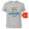 Vodácké tričko Vodáci 4