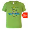 Vodácké tričko Vodáci 2