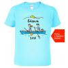 Vodácké tričko Vodáci 1