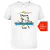 Vodácké tričko Vodáci 5