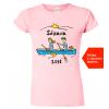 Dámské vodácké tričko