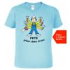Vtipné tričko - Práce všeho druhu