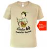 Tričko k narozeninám pro houbaře
