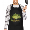 Kuchařská zástěra - Malovaný kapr obecný