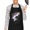 Kuchařská zástěra - Pstruh duhový