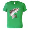 dětské tričko s rybou