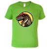 Dětské tričko s dinosaurem - Allosaurus