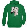 Dětská mikina s koněm - Bělouš