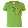 vtipné cyklistické tričko