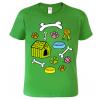 Dětské tričko s psím motivem 3