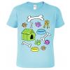 Dětské tričko s psím motivem