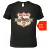 Moto tričko - Born to Ride (Motorka)