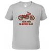 Tričko s motorkou