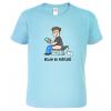 IT tričko - Dělám do počítačů