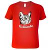 Dětské tričko s kočkou - Kočičanda
