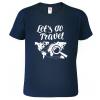 Cestovatelské tričko
