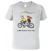 Dětské tričko pro cyklistu - Dvojkolo