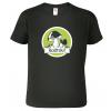 Houbařské tričko - Rostou!