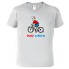 Dětské tričko pro cyklistu - Malý cyklista