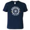Vtipné tričko pro cyklistu