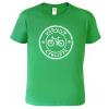 Dětské tričko pro cyklistu - Vášnivý cyklista