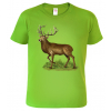 Dětské tričko s jelenem
