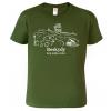 tričko Beskydy