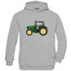 Dětská mikina s traktorem - Green Tractor