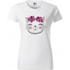 Dámské tričko s kočkou - Micka