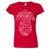 Tričko pro houbaře - Latinské názvy hub (SLEVA)
