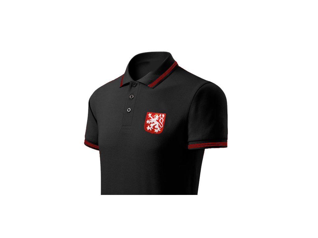 Polo - Čechy (17) (výšivka) - Hockey Factory 6291c97be52