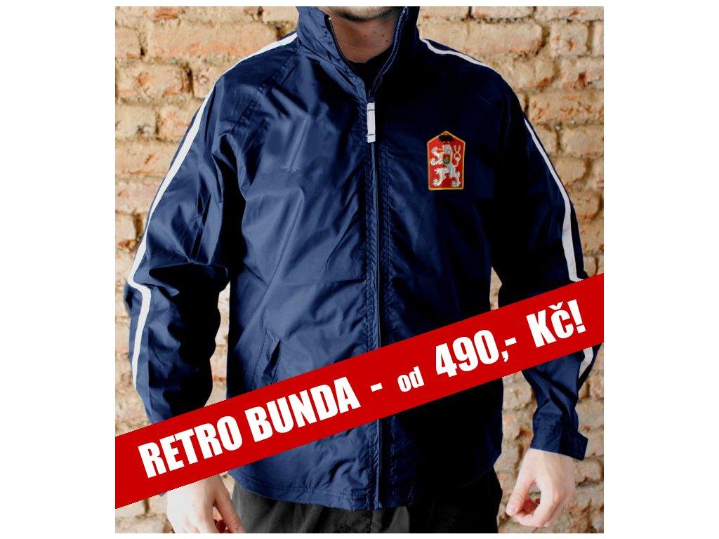 Retro bunda - ČSSR 68 - Hockey Factory 4e5599c538e