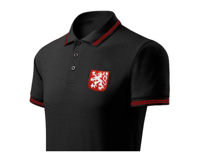 Polo - Čechy (17) (výšivka - erb)