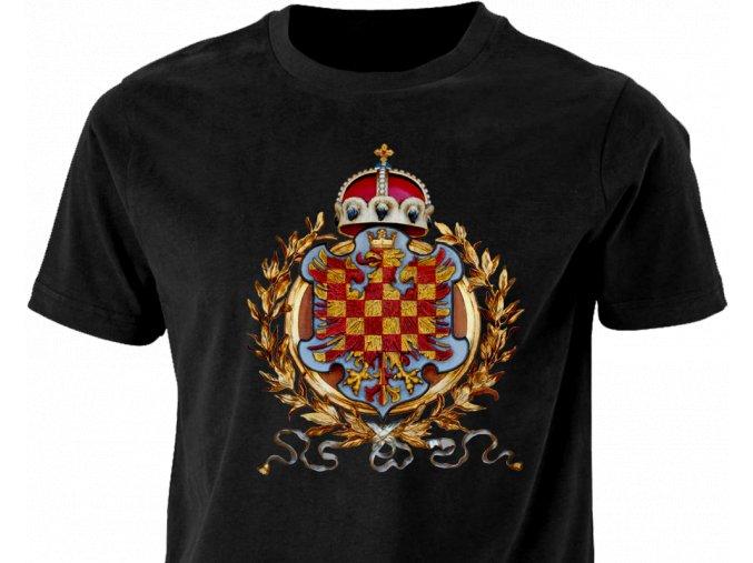 Tričko - Moravská orlice s korunou