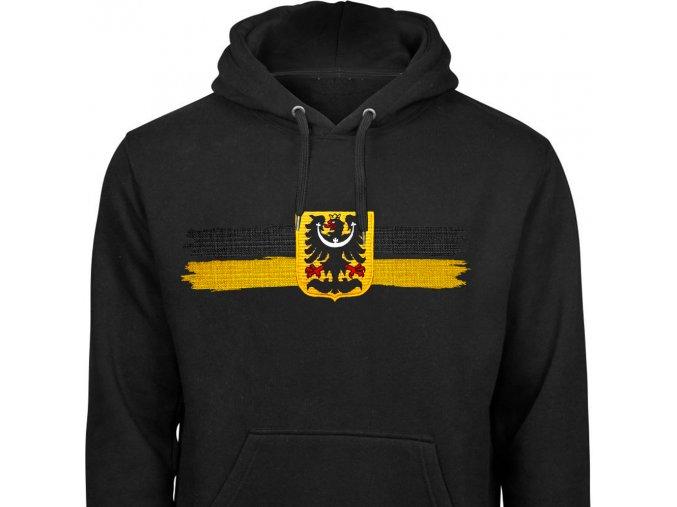 Mikina s kapucí - Silesia (vs)(D)