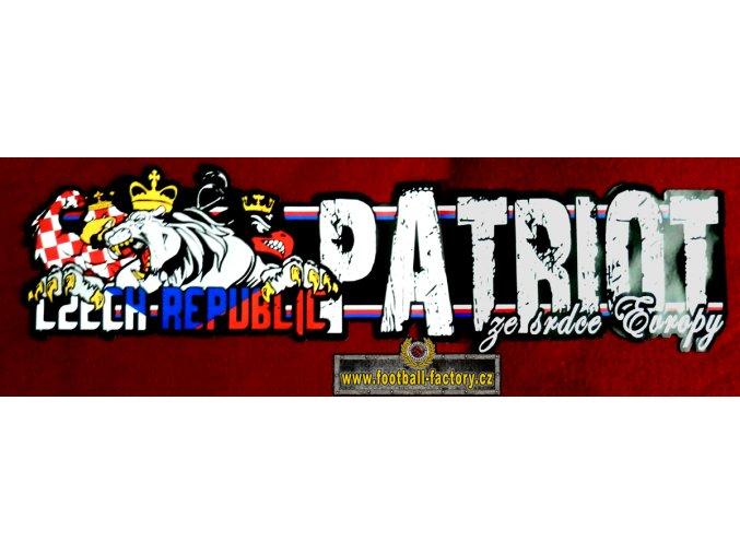 Nálepka - Patriot - 45 cm