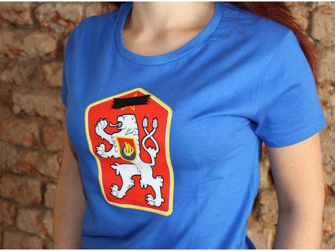 Dámské tričko - ČSSR