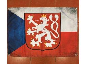 Vlajka - Česká republika