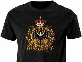 Tričko - Slezská orlice s korunou (D)