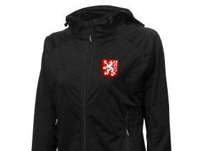 Dámská sofshellová bunda - Český lev
