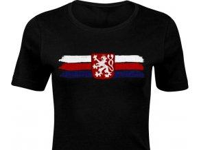 Dámské triko - Bohemia (vs)
