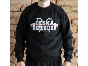 Mikina - Česká republika - hokej