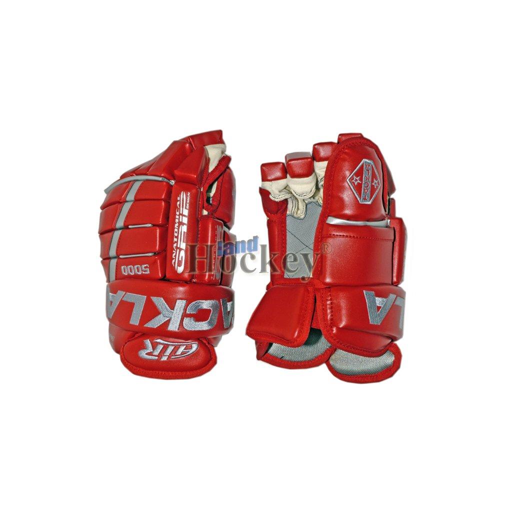 Hokejové rukavice Tackla HG 5000 EMB Kožené