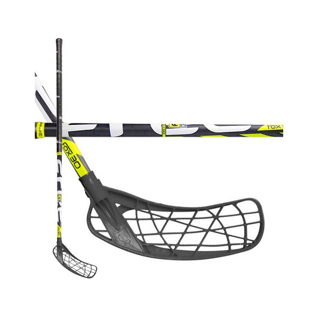Florbalová hokejka Freez Fox 30 Black