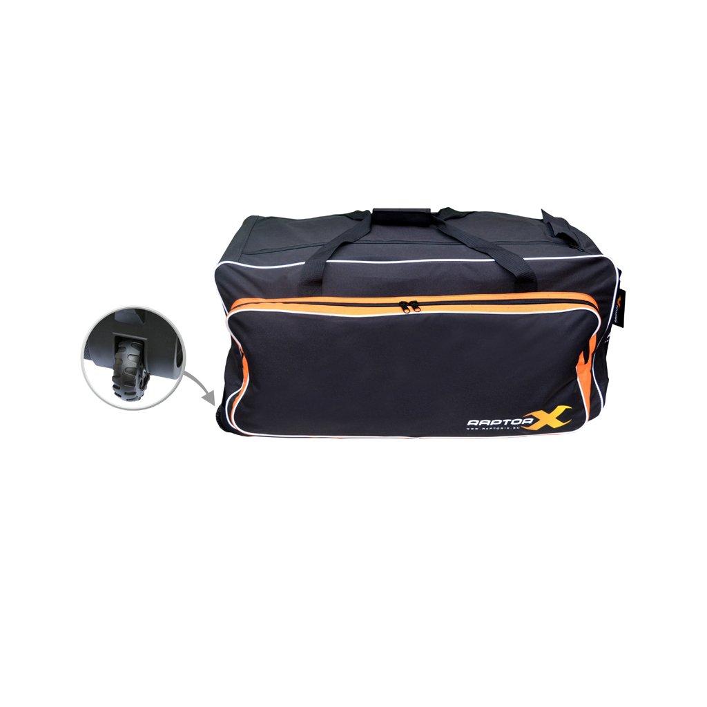 Hokejová taška na kolečkách RAPTOR-X Basic Wheel