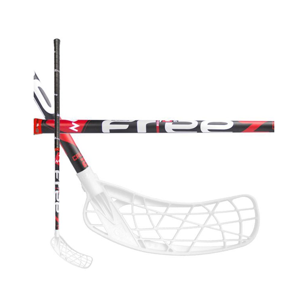 Florbalová hokejka Freez Cruiser 27 Black
